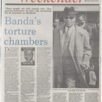 Banda's torture chambers