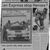 Can Express stop Heroes